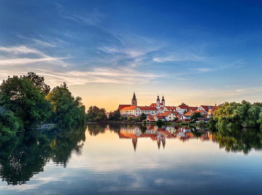 Telč / Česká republika