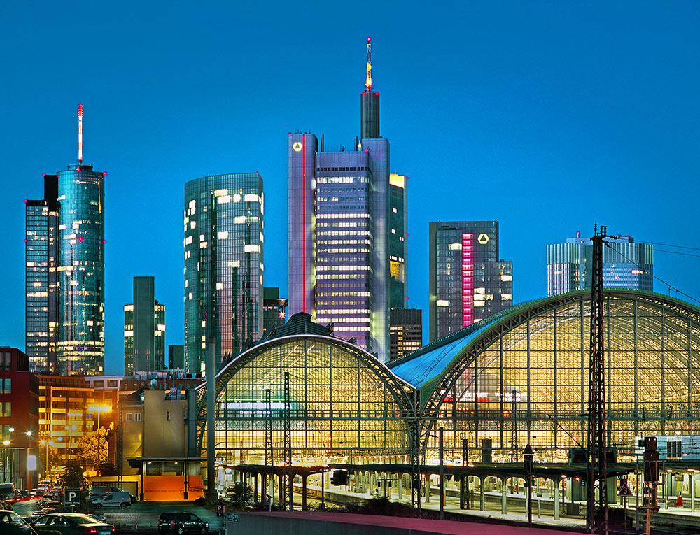 Frankfurt / Spolková republika Německo