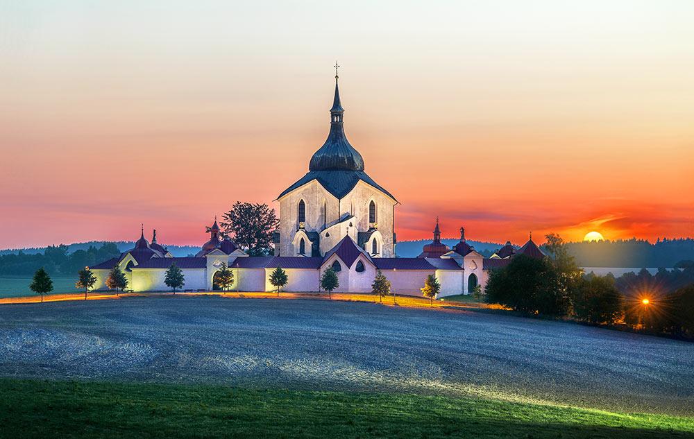 Zelená hora / Česká republika