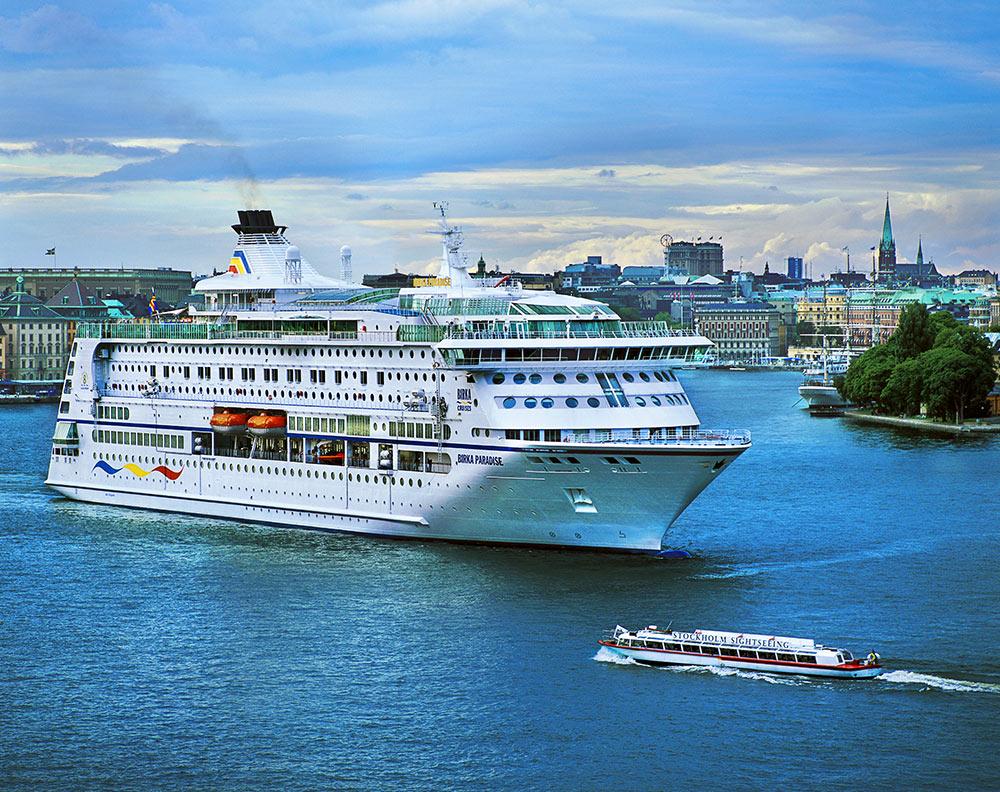 Birka Paradise / Stockholm / Švédské království