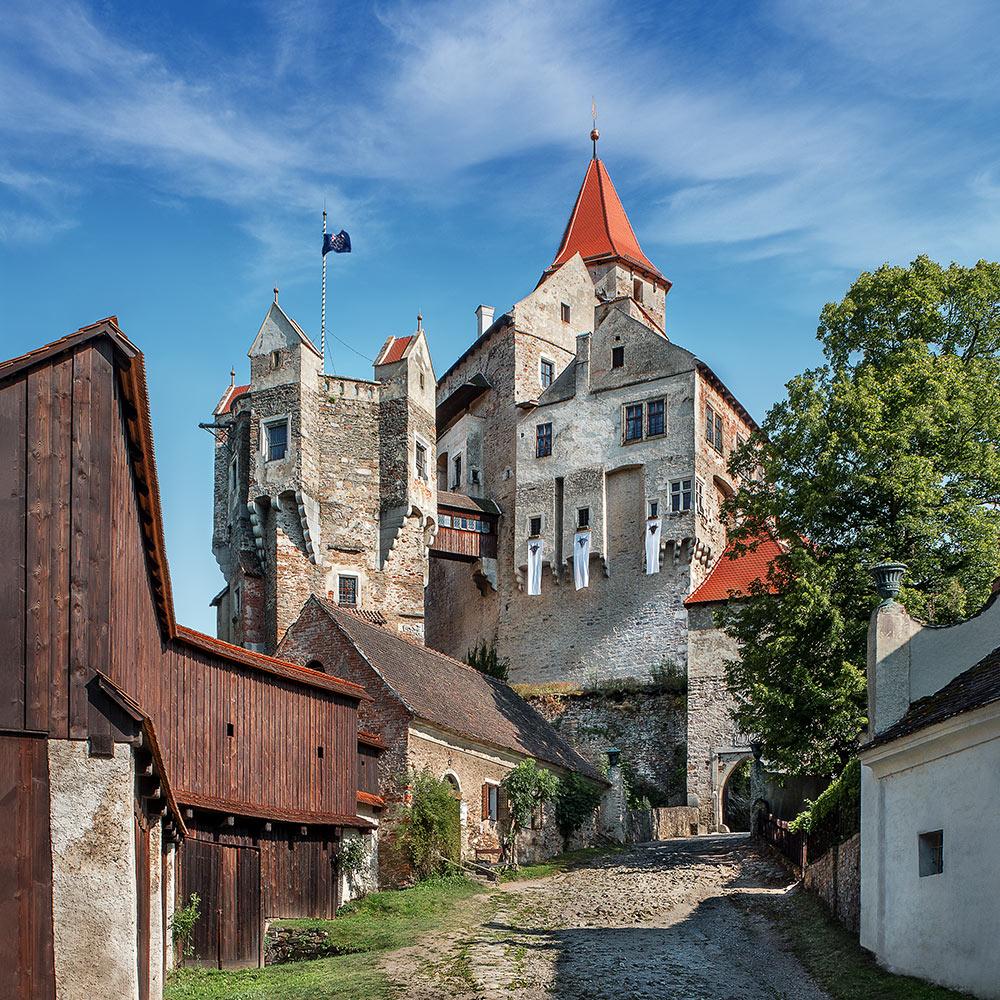 Pernštejn / Česká republika